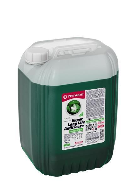 Концентрат охлаждающей жидкости TOTACHI SUPER LONG LIFE ANTIFREEZE Green 10л 4589904925047 купить в Абакане
