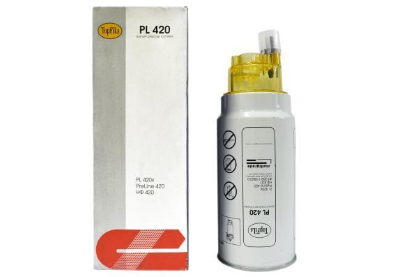 Фильтр топливный TOP FILS PL- 420 PL- 420 купить в Абакане