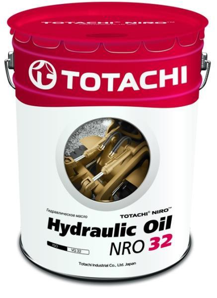 Масло гидравлическое TOTACHI NIRO Hydraulic oil NRO 32 19л 4589904921780 купить в Абакане