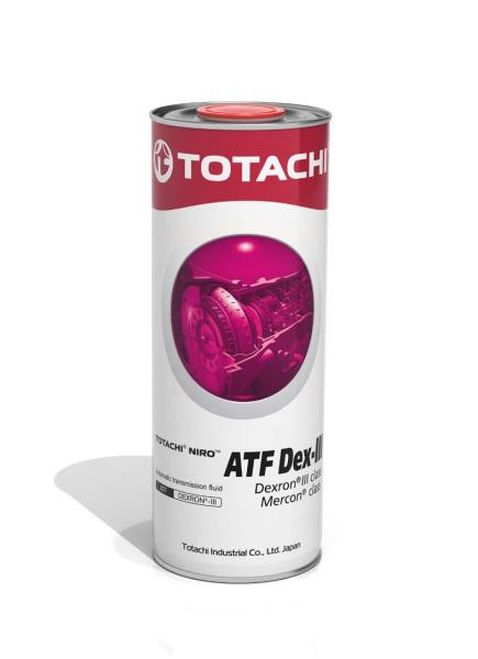 Жидкость для АКПП TOTACHI NIRO ATF DEXRON III гидрокрекинг 1л 4589904523618 купить в Абакане