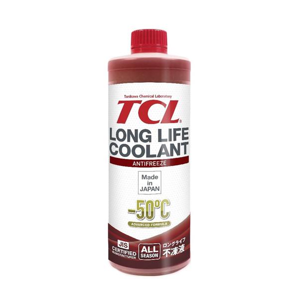 АНТИФРИЗ TCL LLC -50C красный, 1 л LLC33145 купить в Абакане