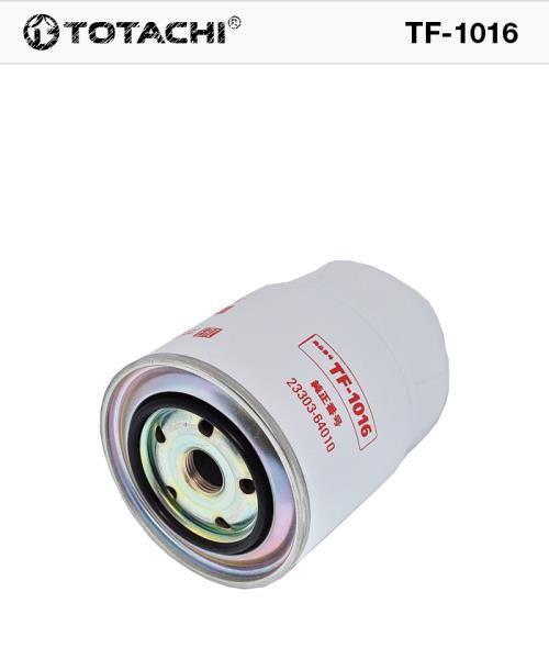 Фильтр топливный TOTACHI TF-1016 FC-158 23303-64010 MANN WK 828 x TF-1016 купить в Владивостоке