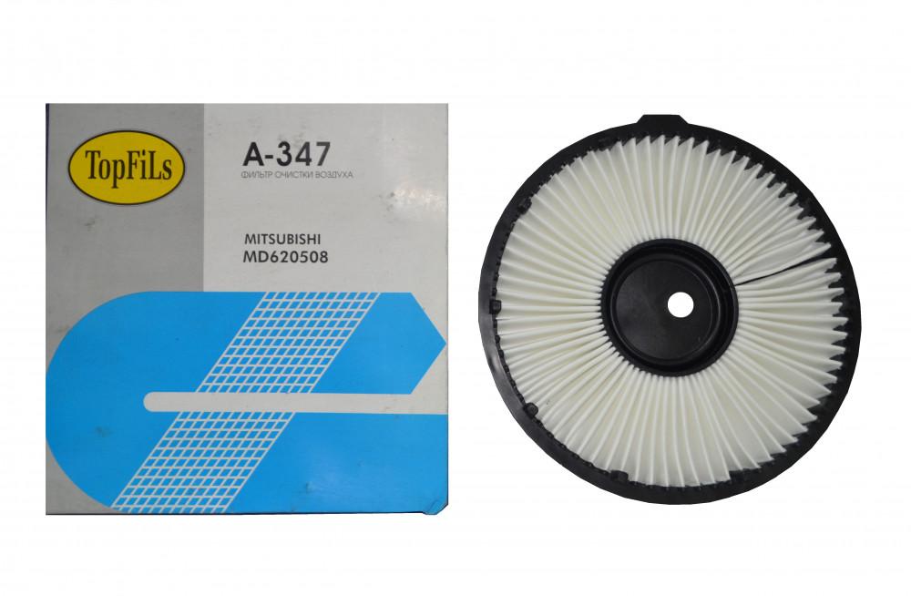 Фильтр воздушный TOP FILS A-347 MD620508 A-347 купить в Абакане