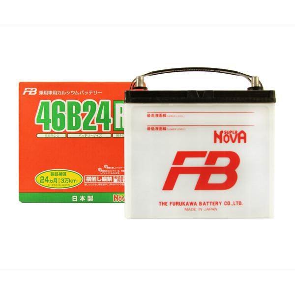 Аккумулятор FB SUPER NOVA 46B24R 46B24R купить в Абакане