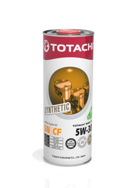 Моторное масло Масло моторное TOTACHI NIRO LV SN Synthetic 5W30 1л 4589904524011 купить в Барнауле