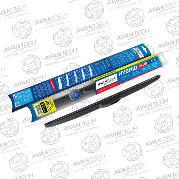 Щетка стеклоочистителя гибридная на правый руль Avantech Hybrid 525мм ( 21'' ) HR-21 купить в Абакане