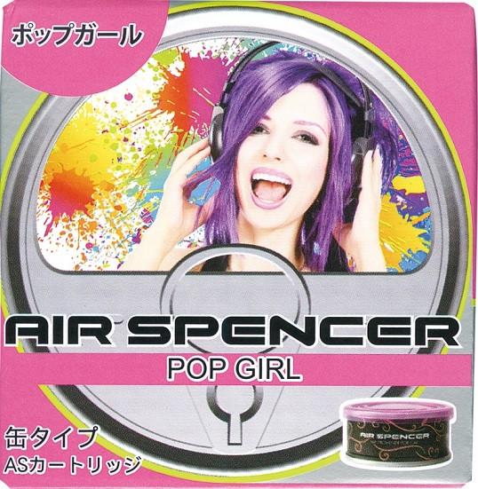 EIKOSHA: Ароматизатор меловой SPIRIT REFILL - POP GIRL A-97 купить в Абакане