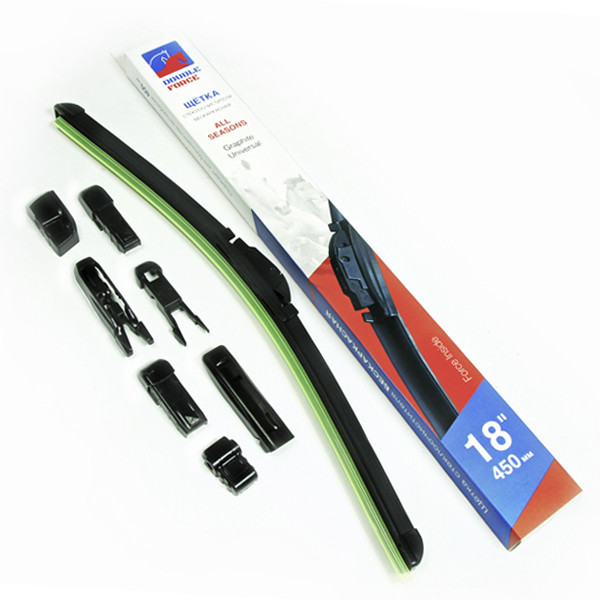 Щетка стеклоочистителя бескаркасная Double Force 450 мм (18) DFF18 купить в Абакане