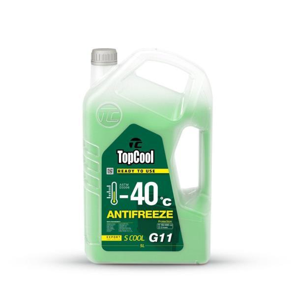 Жидкость охлаждающая TopCool Antifreeze S cool -40 C 5л. G11 Z0018 купить в Абакане