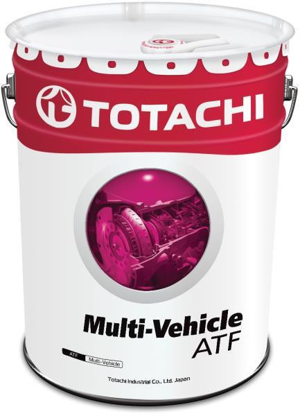 Жидкость для АКПП TOTACHI ATF MULTI-VEHICLE синт. 20л 4562374691230 купить в Абакане