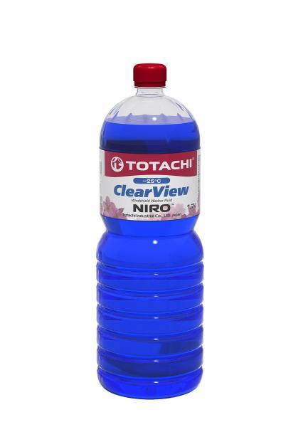 Омывающая жидкость TOTACHI NIRO CLEAR VIEW -25°C изопропил. 1, 7л 4589904927218 купить в Абакане