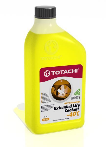 Охлаждающая жидкость низкозамерзающая TOTACHI EXTENDED LIFE COOLANT -40 C , 1л 4589904927188 купить в Абакане