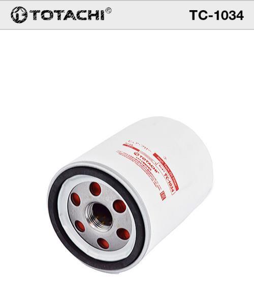 Фильтр масляный TOTACHI TC-1034 C-114 90915-03005 MANN W 714 / 3, W 718 / 2 TC-1034 купить в Абакане
