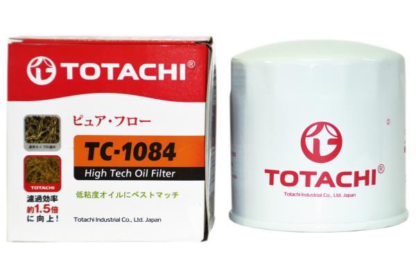 Фильтр масляный TOTACHI TC-1084 C-526 15208-89TA1 MANN WP 1240 TC-1084 купить в Абакане