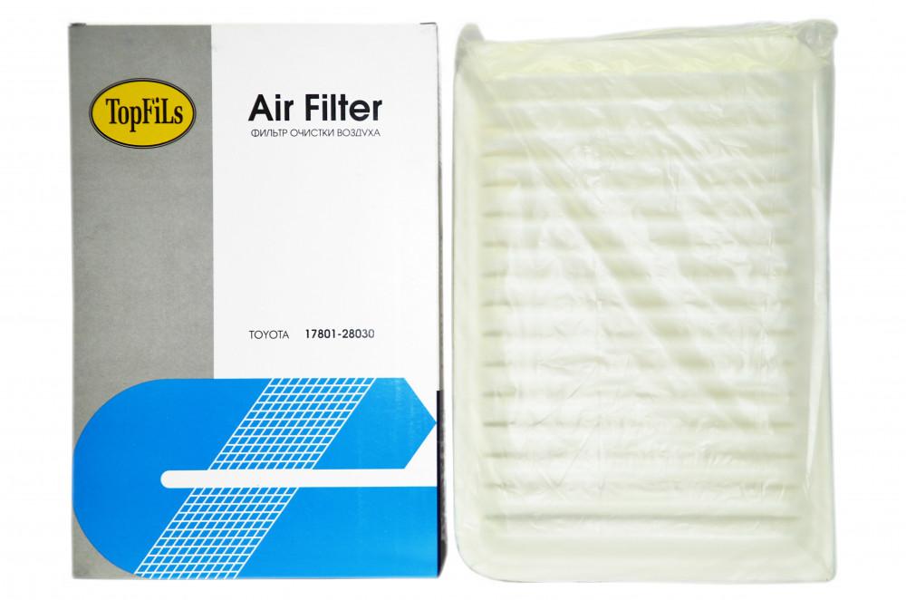 Фильтр воздушный TOP FILS A-1019 17801-28030 / SB 2145 A-1019 купить в Новосибирске