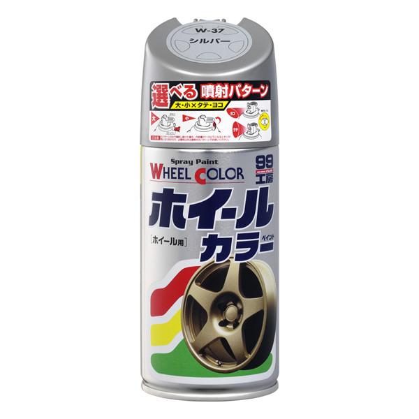Краска для дисков Wheel color paint, Лак, 300мл 07542 купить в Абакане