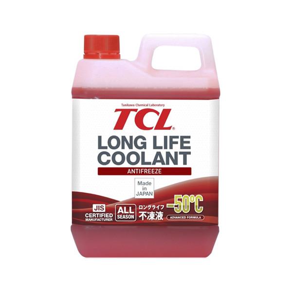 АНТИФРИЗ TCL LLC -50C красный, 2 л LLC00741 купить в Абакане